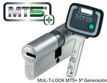 MUL-T-LOCK MT5+ 5ª Generación antibumping