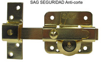SAG SEGURIDAD Anticorte