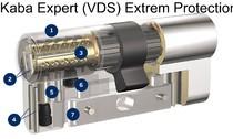 Kaba Expert (VDS) Extrem Protection System antibumping