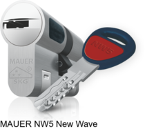 MAUER NW5 New Wave antibumping